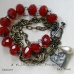One Heart Bracelet